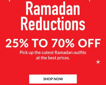 25% to 70% off